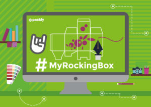 Call for Packly #MyRockingBox contest: your design, our packaging!