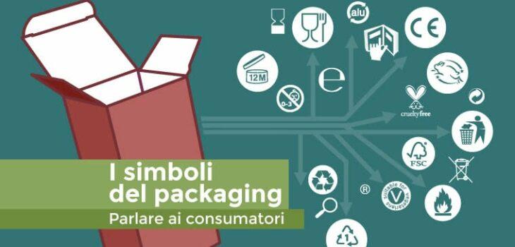 I simboli del packaging parlare ai consumatori