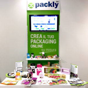 More value to your customers with Packly: a report from Promotion Expo 2017