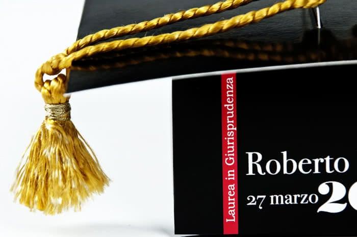 Scatole per bomboniere di laurea