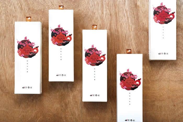 alishan japanese tea boxes