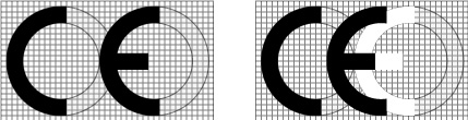 graphic construction CE marking