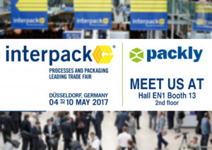 Interpack 2017: Packly team never stops and will land in Düsseldorf in May!