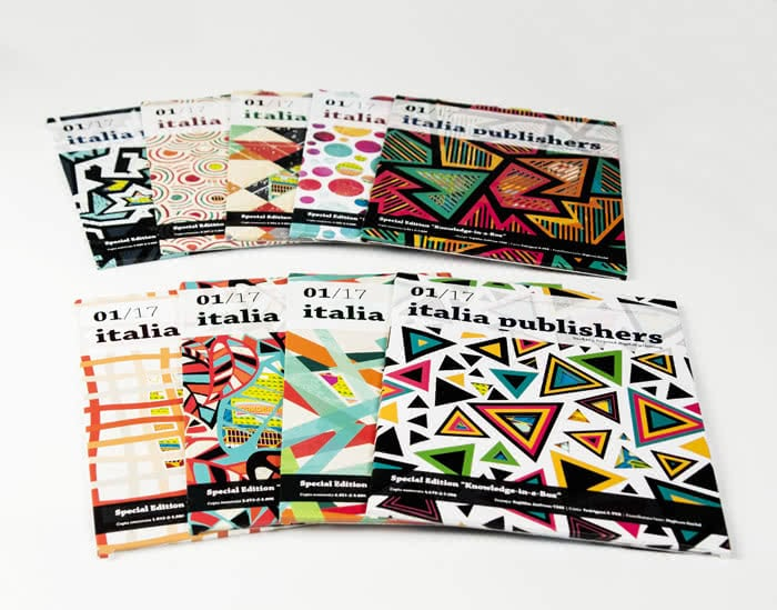 Italia-Publishers Packly