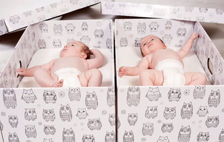 baby box finnish maternity tradition