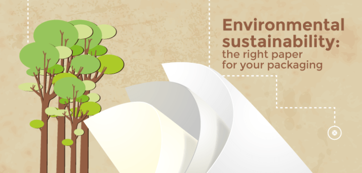 environmental sustainability paper packaging