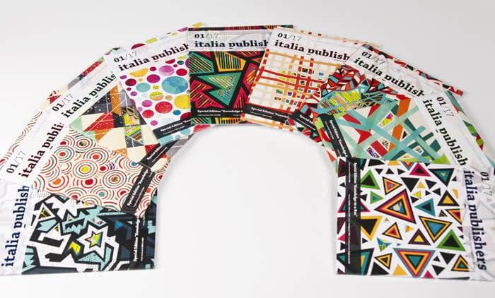 magazines series-italia-publishers-knowledge-in-a-box