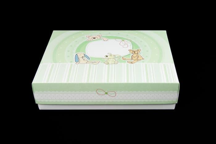 scatola maternità Packly