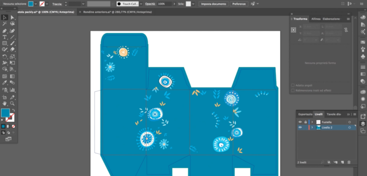 come creare grafica personalizzata
