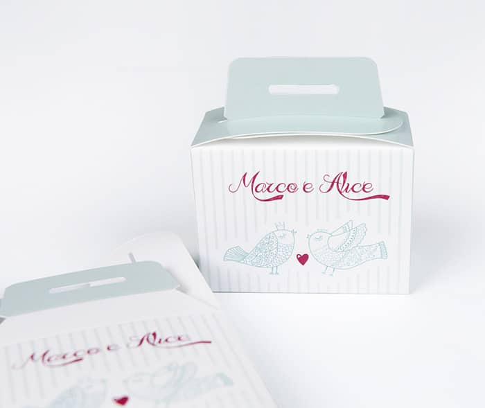 wedding box personalizzate Packly