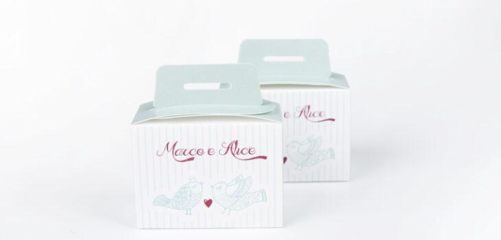 Wedding box personalizzate