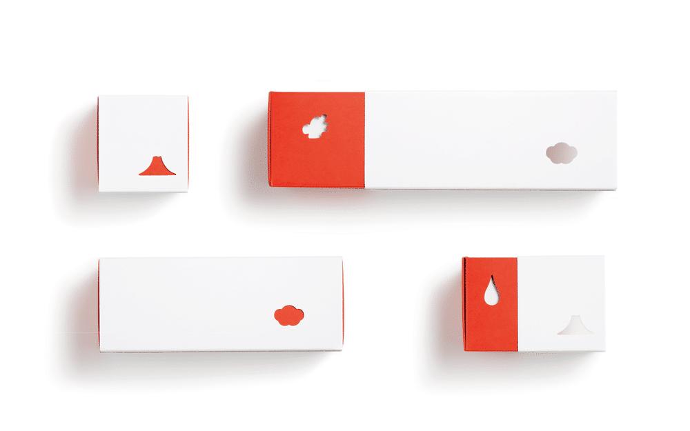 candies minimal packaging