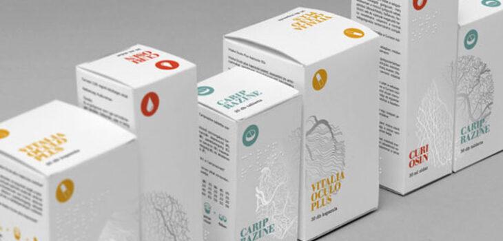 packaging farmaceutico personalizzato