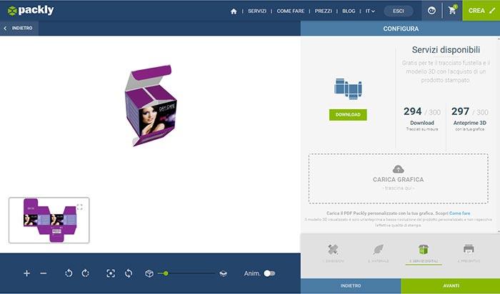 Modello-3D-virtuale-con-grafica-Packly