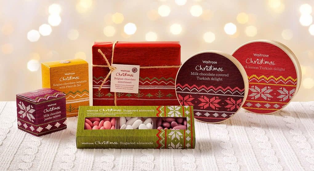 creative design christmas packagings