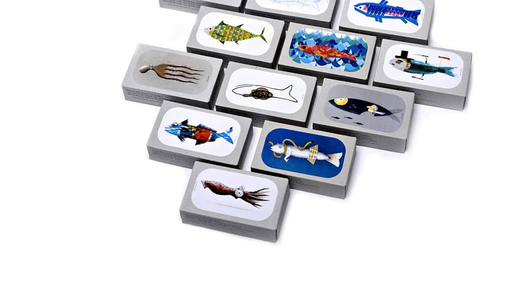 josé packagings sardines gourmet