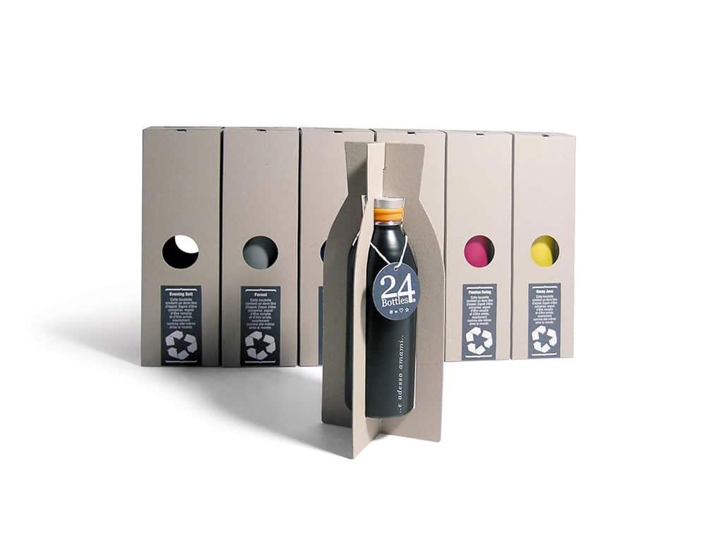 packaging per bottiglie 24bottles