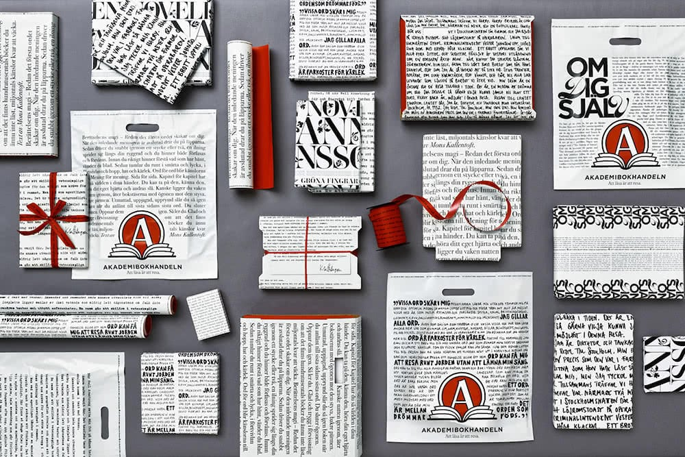 packaging design book box sets