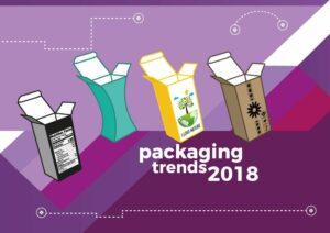 Packaging design e tendenze: i trend 2018 da non farti scappare!