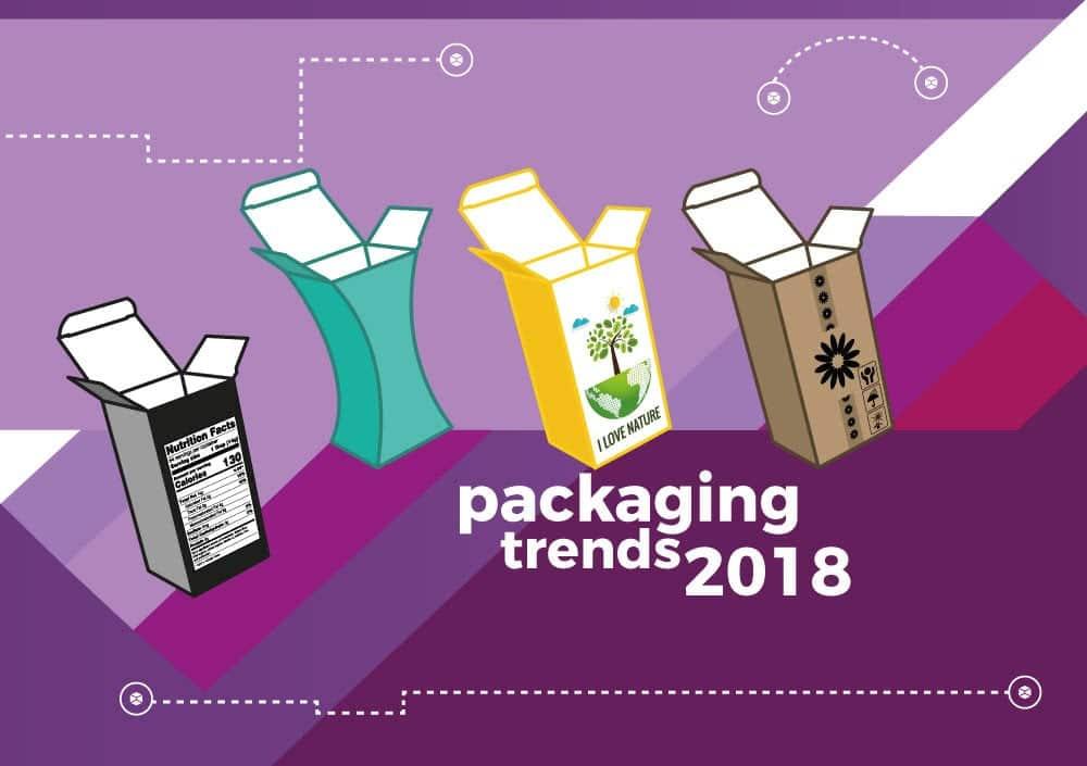 packaging design trends for 2018