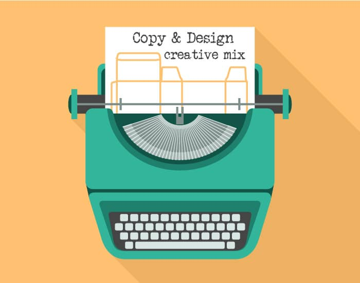 copywriting e design grafico target oriented