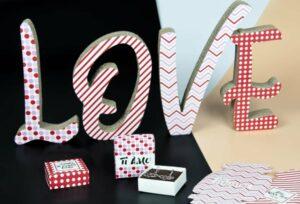 Personalizza il tuo San Valentino con Packly!