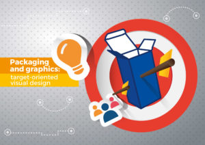 Packaging and graphics: target-oriented visual design