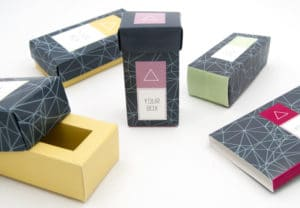 5 new customizable boxes are now on Packly!