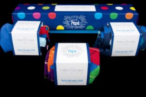 Father's Day? No slip-ups: create your custom socks boxes with Packly