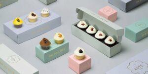 Come realizzare scatole per cupcake fai da te