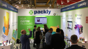Packly news at Cosmopack 2018