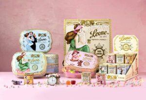 Pastiglie Leone: una storia di colori, packaging e successo