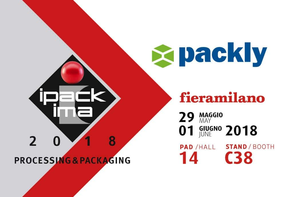 packly ipack-ima 2018