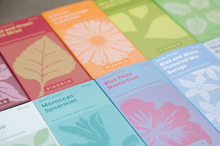 seeds packs design-piccolo-seeds