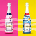 chandon bottles packaging designs for summer