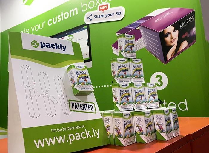 ipack ima scatola brevettata pastiglie leone