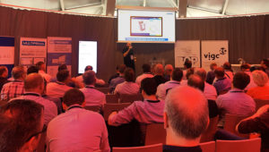 Packly guest at Benelux Online Print Event 2018