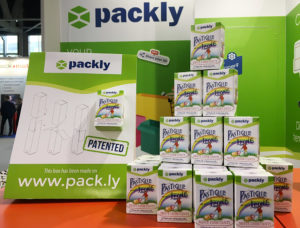 Packly and Pastiglie Leone, the winning combo of Ipack-Ima 2018