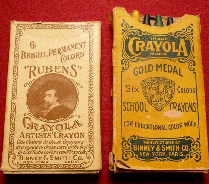 story crayola crayoun packaging design