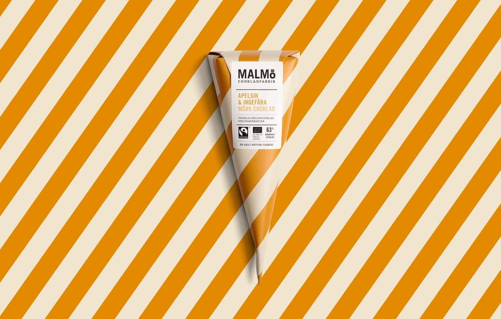 pond-design-malmo-chokladfabrik packaging a strisce