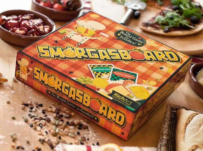 scatole per giochi da tavolo personalizzate
