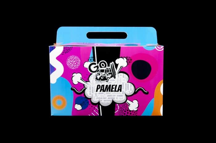 Go on a trip custom boxes packly hp zund