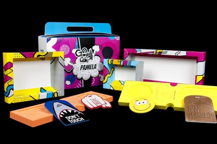 online custom packaging for gadgets