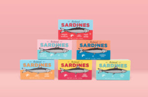 The most beautiful canned sardines packagings you have ever seen!