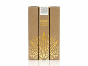 Packaging per cannabis light dal design brillante