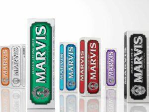 Packaging per dentifricio dal look vintage e smagliante!