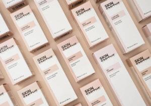 Colori pastello e palette nude per packaging all'ultimo grido