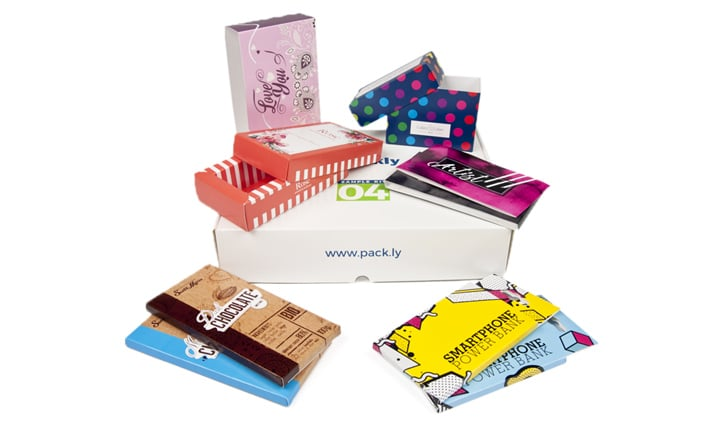 Packly printed boxes complete kit 04