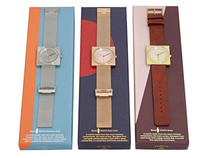 bespoke watch packaging design