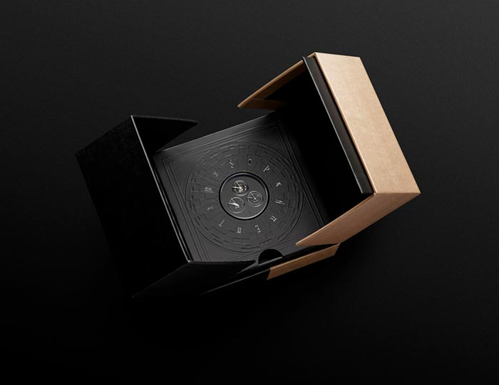 design watch gift box